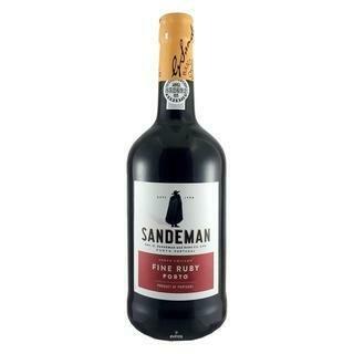 SANDEMAN RUBY PORT- 750 ml