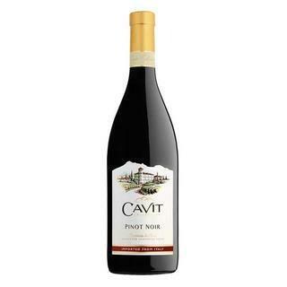 CAVIT PINOT NOIR- 750 ml