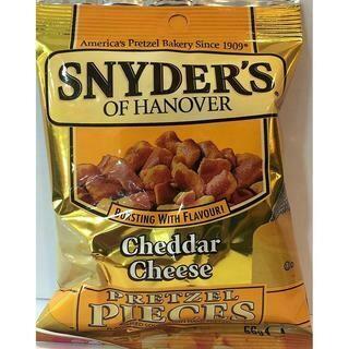 SNYDER'S CHEDDAR CHEESE- 28.4 gr