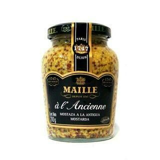 MAILLE OLD STYLE MUSTARD- 210 gr