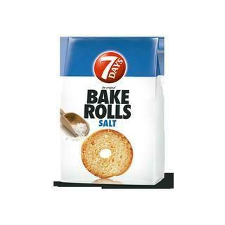 BAKE ROLLS CLASSIC- 80 gr