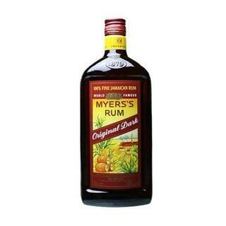 *MYER'S RUM ORIGINAL DARK- 750 ml