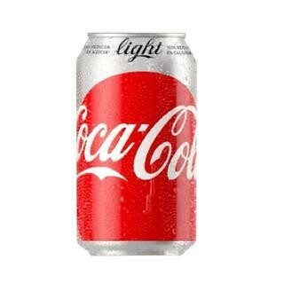 COCA COLA LIGHT- 355 ml