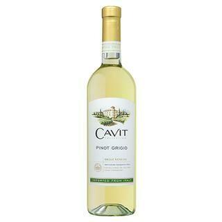 CAVIT PINOT GRIGIO- 750 ml