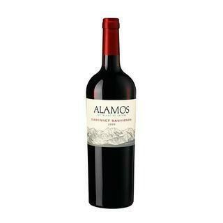 ALAMOS CABERNET SAUVIGNON- 750 ml