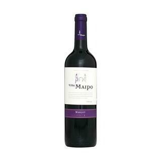VINA MAIPO MERLOT- 750 ml