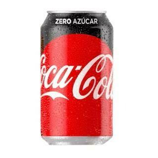 COCA COLA ZERO- 355 ml