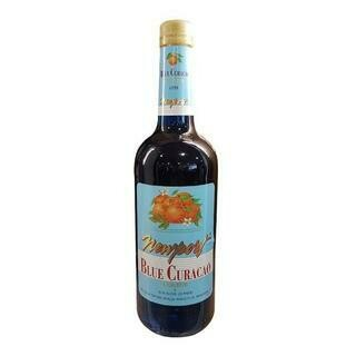 NEWPORT BLUE CURACAO- 1000 ml