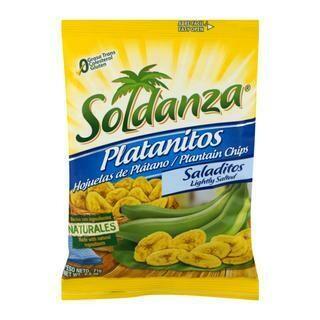 SOLDANZA PLATANITOS SALADITOS 71 GR- 71 gr