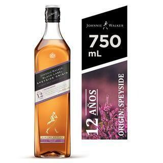 JOHNNIE WALKER BLACK SPEYSIDE ORIGINS- 750 ml