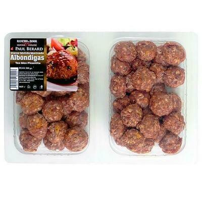Rancho de Boor Meatball Texmex 908 g / 2 lb