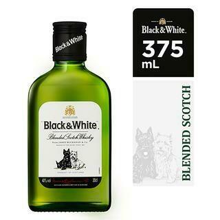 BLACK & WHITE 375ML- 375 ml
