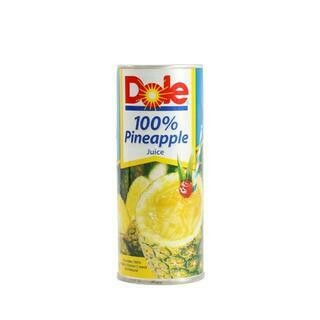 DOLE PINEAPPLE JUICE- 240 ml