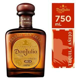 DON JULIO ANEJO- 750 ml