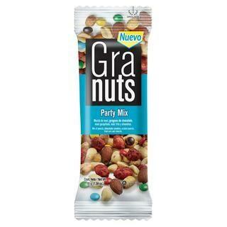 GRANUTS PARTY MIX- 45 gr