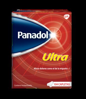 Panadol Ultra 104 tablets