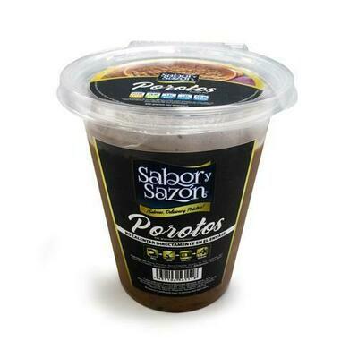 Sabor y Sazón Chilled Porotos 822 g / 1.8 lb