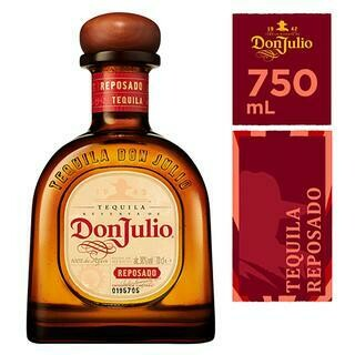 DON JULIO REPOSADO- 750 ml