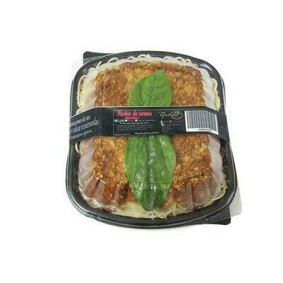 Gustitos Chilled Bolognese Spaguetti, 1.2 kg / 2.6 lb