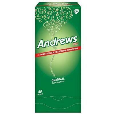 Sal Andrews Antiacid 50 Units/5 g