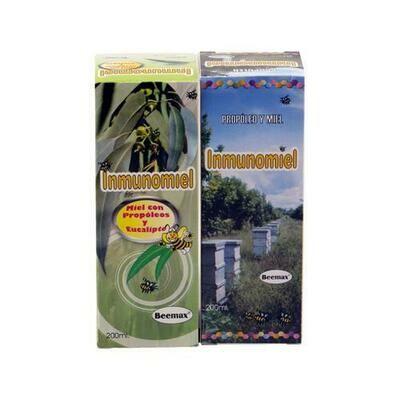 Immunomiel Eucalyptus / Honey 2 units / 200 ml