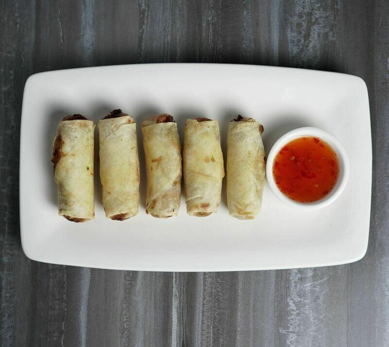 Thai Fried Spring Rolls