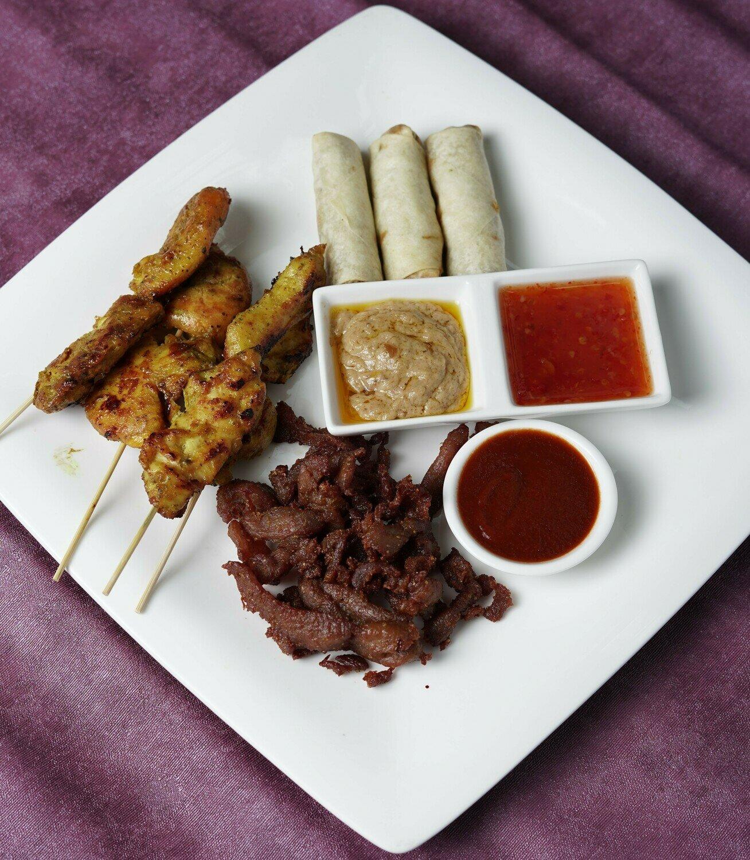 Thai Crispy Pork