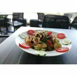 Satay Salad