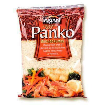 Doris Italian Market Asian Gourmet Panko Bread Crumbs 7 oz.