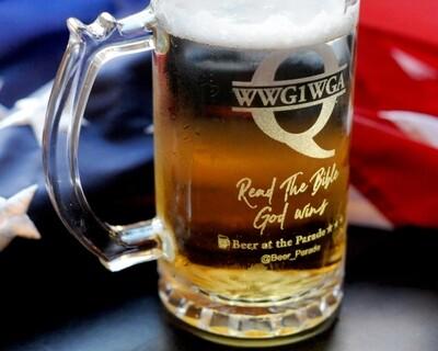 Beer at the Parade 16oz Mug
