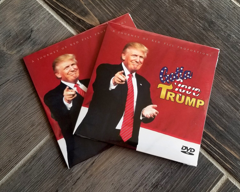 'Gotta Love Trump' Documentary DVD