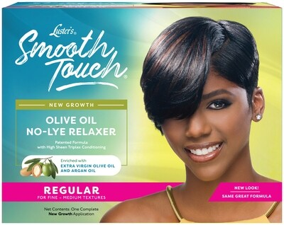 Pink® Smooth Touch® New Growth Relaxer Kit Regular