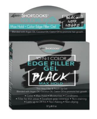 Edge Filler Gel Black Max Hold