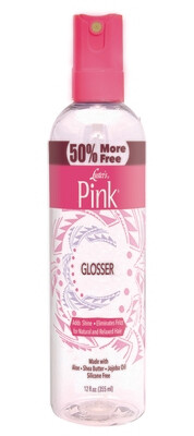 Pink® Glosser 50% more Free