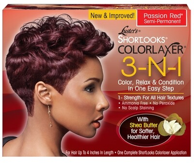 Shortlooks® Colorlaxer Passion Red