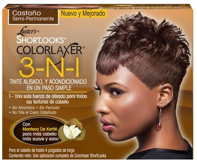 ShortLooks® Colorlaxer Sable Brown
