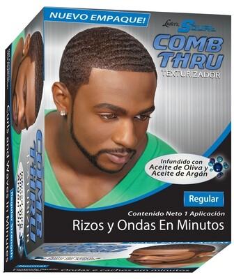 SCurl® Comb Thru Texturizer Kit (Regular Strength)