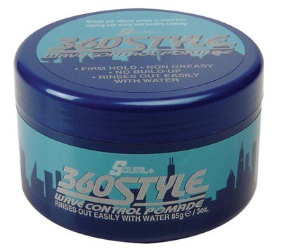 SCurl® 360 Style Pomade