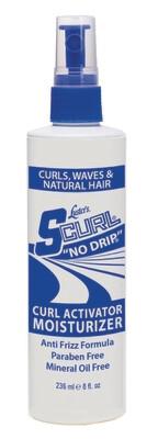 SCurl® No Drip Curl Activator Moisturizer