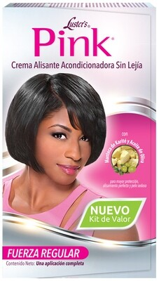 Pink® 2-Application Conditioning No-Lye Relaxer System