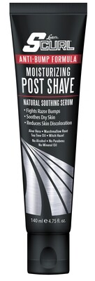 SCurl® Moisturizing Post Shave