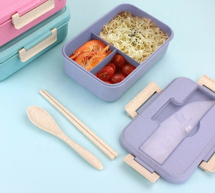 O-Yaki Ecoware  Take-Anywhere Lunch Box