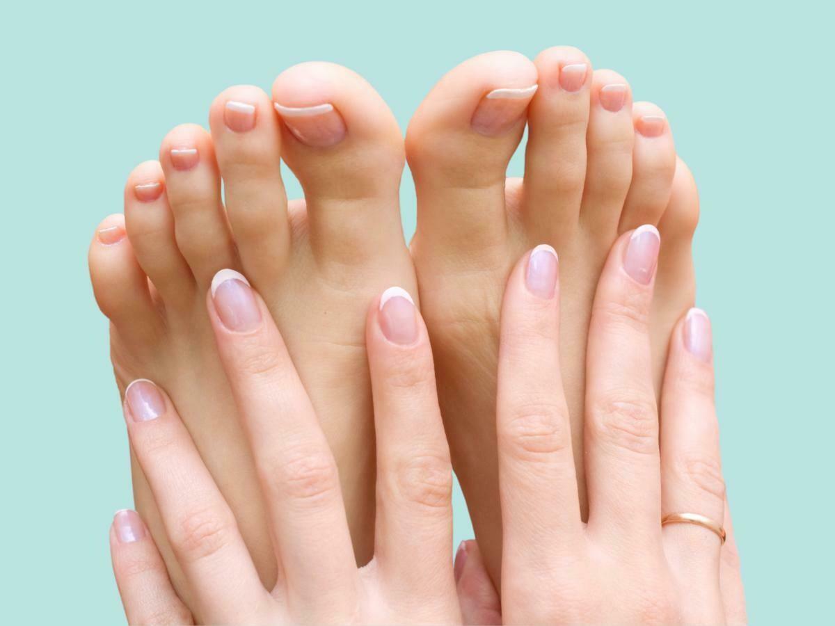 Manos y pies