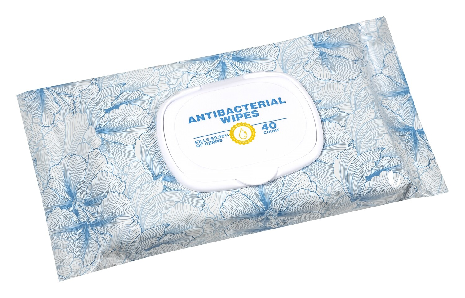 Disinfectant / Antiseptic Wipes (Pack of 40)