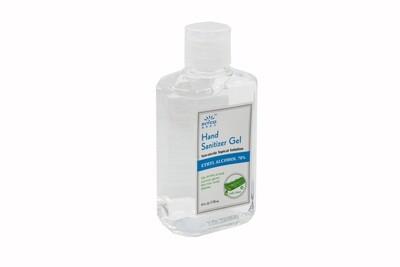 70% Ethyl Alcohol Hand Sanitizer Gel (4oz) w/ Aloe