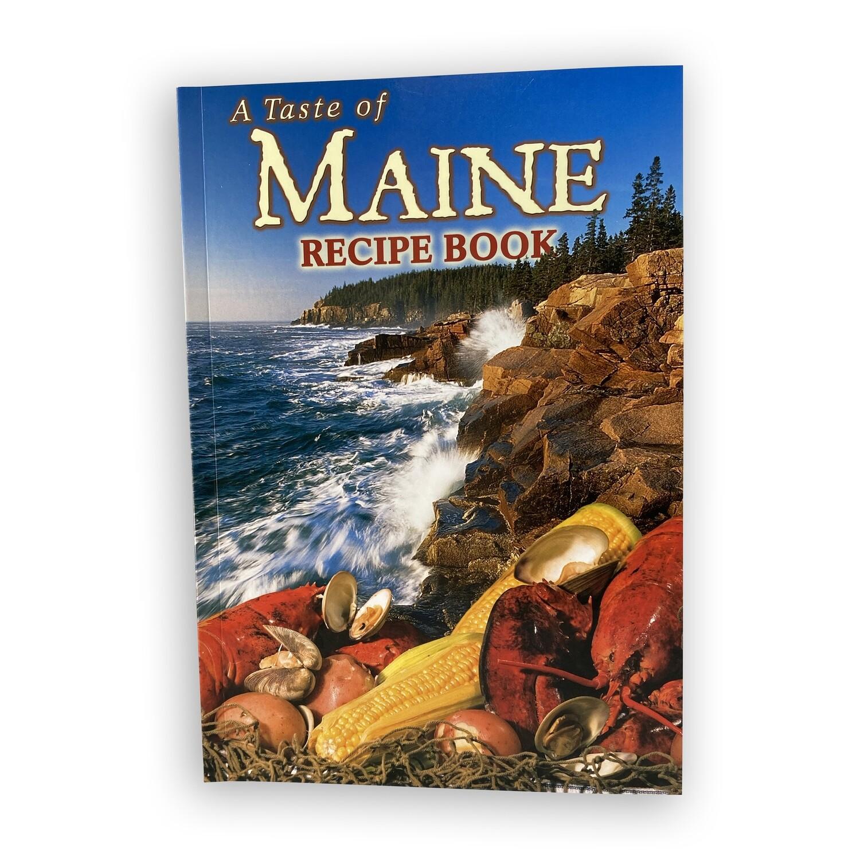 New England/MAINE Recipe Book