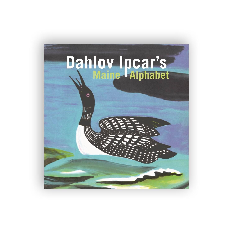 Dahlov Ipcars Maine Alphabet
