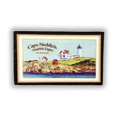Cape Neddick Magnet