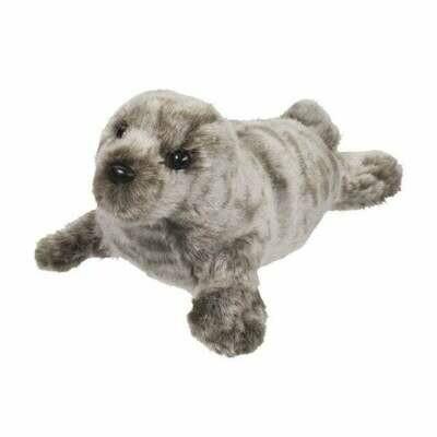 Plush Miki Seal