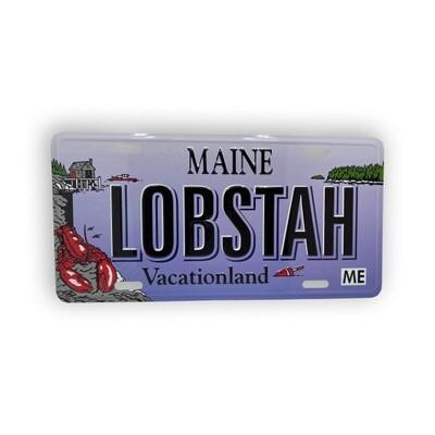 License Lobstah Plate